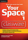 Your Space Level 1 Classware DVD-ROM with Teacher's Resource Disc by Julia Starr Keddle, Martyn Hobbs (Mixed media product, 2012)