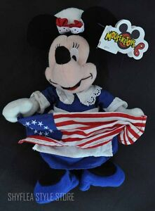Patriotic Betsy Ross Colonial Minnie Mouse Disneyland Resort Disney