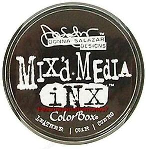 LEATHER - ColorBox MIX'D MEDIA INX Ink Pad Donna Salazar