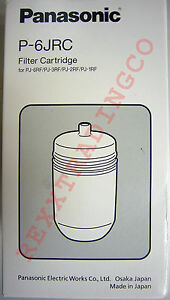NEW-PANASONIC-P-6JRC-Water-Filter-Cartridge-for-PJ-3RF-PJ-6RF-TKCS10-TKCS20