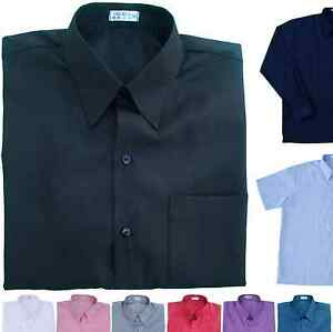 NEW-Mens-Thai-Silk-Shirt-S-M-L-XL-2XL-3XL-Short-or-Long-Sleeve-Dress-Casual