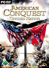 American Conquest: Divided Nation (PC, 2006, DVD-Box)