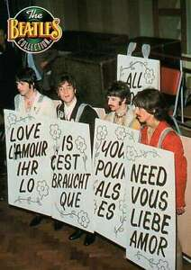 034-All-You-Need-Is-Love-034-Sunday-June-25-1967-Beatles-Trading-Card