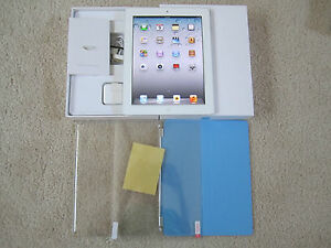 NEW-BUNDLE-Apple-iPad-2-32GB-Wi-Fi-3G-AT-amp-T-9-7in-White