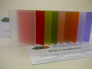 3MM-PERSPEX-FROSTED-ACRYLIC-COLOUR-SHEETS-PICK-A-COLOUR-IDEAL-CRAFT-MATERIAL