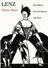 Lenz: Three Plays:  The Soldiers ,  The New Mendoza ,  The Tutor by J.M.R. Lenz (Paperback, 1993)