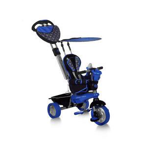 Smart-Trike-4-in-1-Dream-Trike-Blue