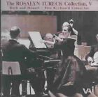 Rosalyn Tureck Collection, Vol. 5: Bach and Moazrt - Five Keyboard Concertos (2004)