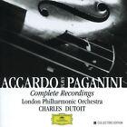 Niccolo Paganini - Accardo Plays Paganini: Complete Recordings (2000)