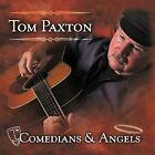 Tom Paxton - Comedians & Angels (2008)