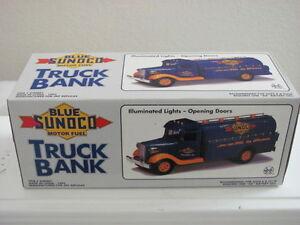 BLUE-SUNOCO-MOTOR-FUEL-TRUCK-BANK