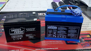Peg-Perego-Gator-Polaris-Gaucho-Hummer-Battery-12v-12ah-Replacement-Battery