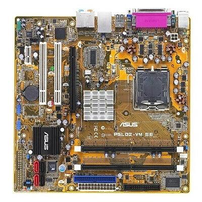 Industrioso Asus P5ld2-vm/s, Lga 775/sockel T, Intel Motherboard   Acquisti Online Su Promuovere La Salute E Curare Le Malattie