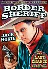 Border Sheriff/The Last Chance (DVD, 2013)