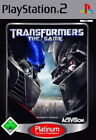 Transformers - The Game (Sony PlayStation 2, 2008, DVD-Box)