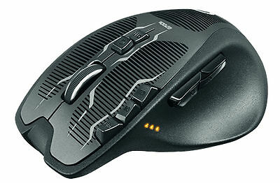 New Logitech G700s Rechargeable USB 2.4 GHz Wireless 8200 DPI Laser Gaming Mouse