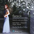 French Impressions: Works for Violin and Orchestra (2011)