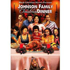 Johnson Family Christmas Dinner DVD 2008