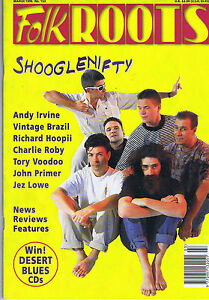 SHOOGLENIFTY-ANDY-IRVINE-Folk-Roots-No-153-March-1996