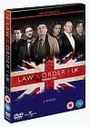 Law And Order U.K. - Series 6 - Complete (DVD, 2012, 2-Disc Set)