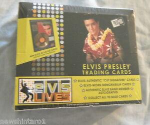 TT-ELVIS-PRESLEY-CARDS-2006-UNOPENED-BOX
