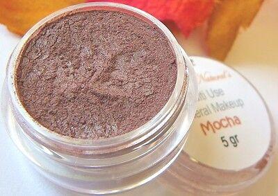 Loose Powder Mineral Pigment Eye Shadow/Liner MOCHA