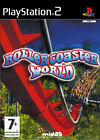 Rollercoaster World (Sony PlayStation 2, 2005, DVD-Box)
