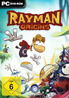 Rayman Origins (PC, 2012, DVD-Box)