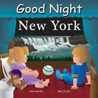 Good Night New York State by Mark Jasper, Adam Gamble (Board book, 2012)
