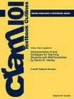 Studyguide for Characteristics of and Strategies for Teaching Students with Mild Disabilities by Henley, Martin R., ISBN 9780205608386 by Cram101 Textbook Reviews (Paperback / softback, 2011)