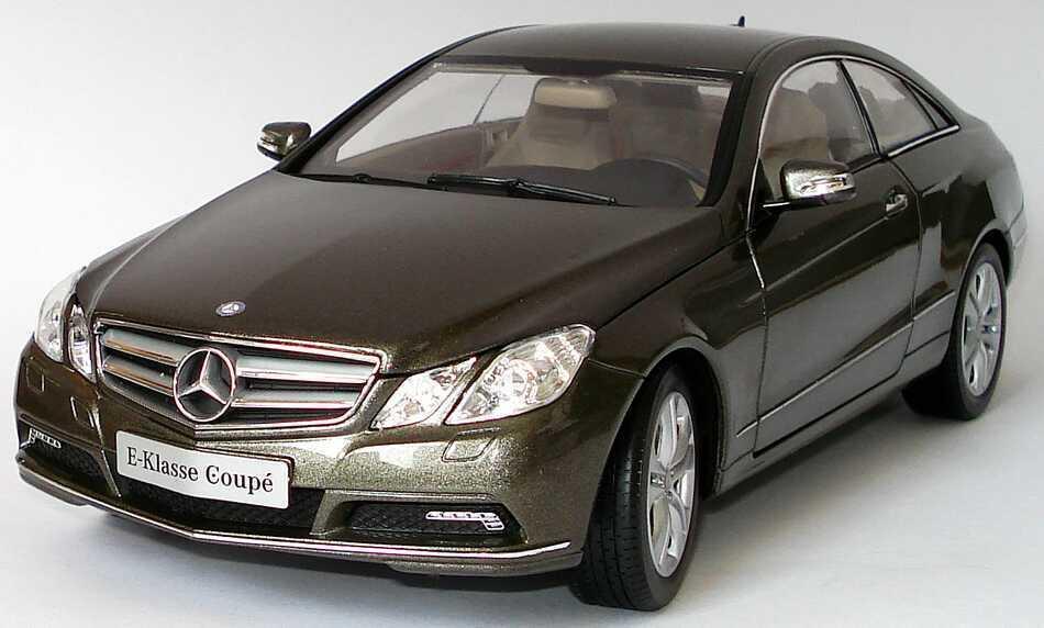 Mercedes - benz e - klasse coupé c207 stannit grauen metall 2009 norev b66962419 1   18.