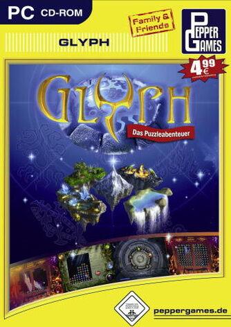 Glyph (PC, 2007, DVD-Box)