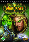 World Of WarCraft: The Burning Crusade (PC/Mac, 2007, DVD-Box)