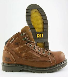 CATERPILLAR-TREDSTONE-MENS-WATERPROOF-WORK-BOOT-MED-WIDTH-NIB