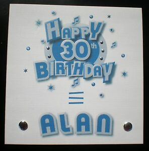 HANDMADE-PERSONALISED-BIRTHDAY-CARD-18TH-21ST-30TH-40TH-50TH-60TH