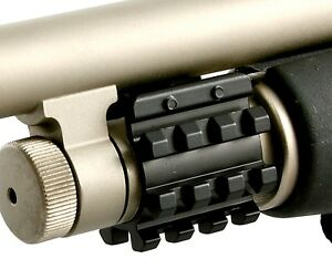 New-Laserlyte-Tactical-Shotgun-Tri-Rail-Mounting-System-Adds-3-Picatinny-Rails