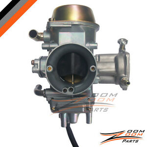 Yamaha rhino 660 carburetor 2004 2005 2006 2007 yxr660 utv for 2006 yamaha grizzly 660 value