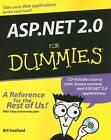 ASP.NET 2 For Dummies by Bill Hatfield (Paperback, 2005)