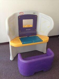 Little Tikes joven Explorer ordenador y Banco de asiento | eBay