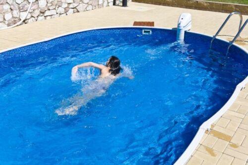 Swimming Pool Exercise Swim Jet 35