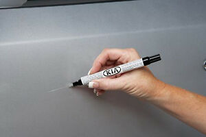 KIA-Touch-Up-Touch-Up-Paint-Pen-Mineral-Silver-OEM-GENUINE-4E6S-UA011TU5014E6S