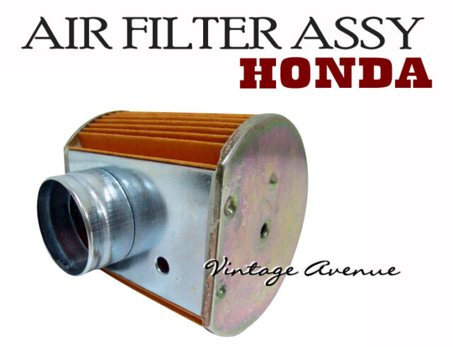 HONDA C92 CA92 C95 CA95 CA160 CB92 CB95 AIR CLEANER FILTER