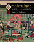 Modern Japan: A History in Documents by James L. Huffman (Paperback, 2010)
