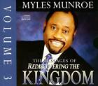 Rediscovering the Kingdom Volume 3 by Dr Myles Munroe (CD-Audio)