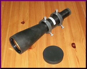 10 x 60mm GIANT Telescope * Finder * Spotting Scope with bracket* Complete !!