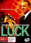 Luck : Season 1 (DVD, 2012, 3-Disc Set)