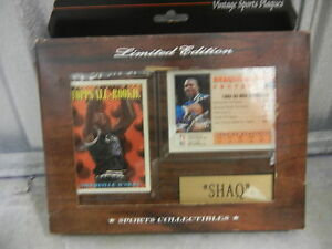 SHAQ-plaque-Shaquille-ONeal-plaque-Orlando-Magic-Shaquille-ONeal-Lakers-Heat