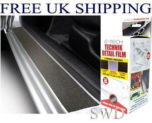 paisse noir d tail travail carrosserie peinture raflure protection film ebay. Black Bedroom Furniture Sets. Home Design Ideas