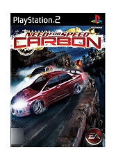 Need for Speed Carbon (Sony PlayStation 2, 2006)