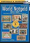 A Guide & Checklist - World Notgeld 1914-1947 by Courtney L. Coffing (CD-ROM, 2012)